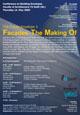 The Future Envelope 3: Facades – The Making Of, TU Delft, 2009