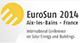 EuroSun 2014, Aix-les-Bains, 2014