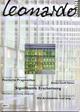 Leonardo, Offizielles Organ des Verbandes Deutscher Architekten, 4/2000