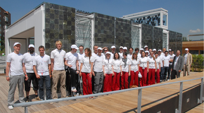 2008-11 home+, Solar Decathlon Europe 2010