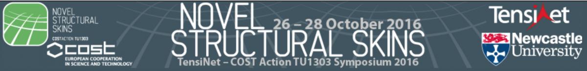 TensiNet/COST TU1303 Symposium 2016