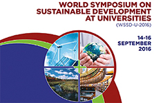 World Symposium on Sustainable Development at Universities, Boston