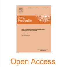 Publication in Energy Procedia