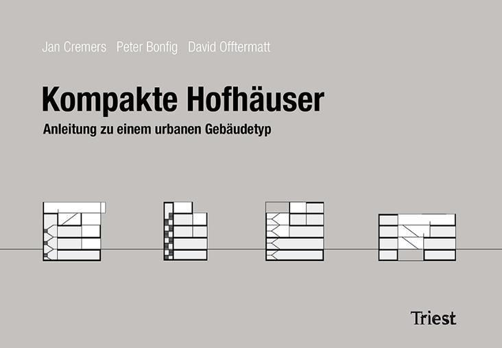 Neues Buch zu Kompakten Hofhäusern