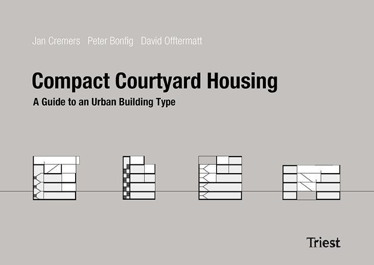 New Book on Compact Courtyard Housing
